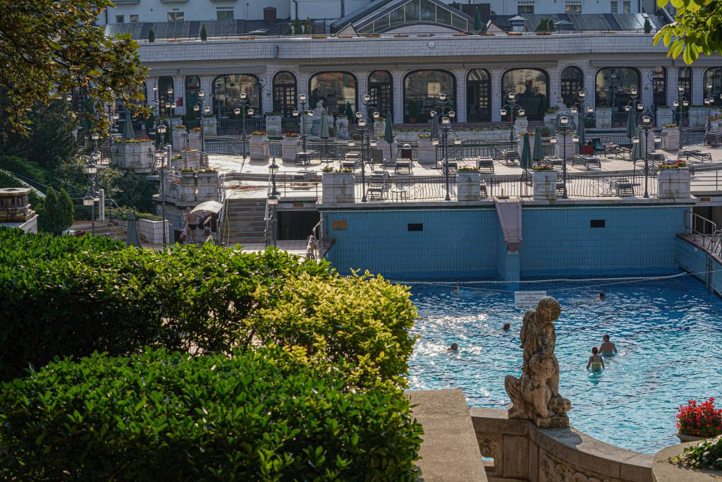 Gellert Baths
